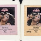 Donna Summer - Live And More Vol I & II 1978 RCA CASABLANCA Double 8-track tape
