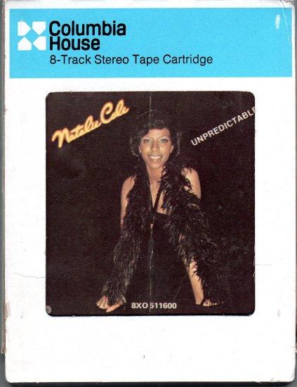 Natalie Cole - Unpredictable CRC 8-track tape