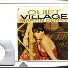 Martin Denny - Quiet Village White Cart Liberty 8-track tape