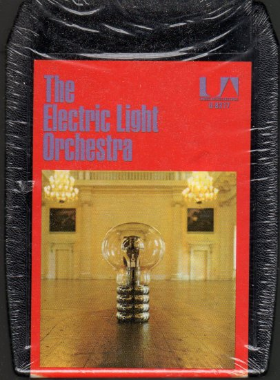The Electric Light Orchestra - No Answer Debut Sealed 8-track tape