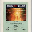 Queen - Live Killers 8-track tape