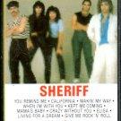 Sheriff - Sheriff Cassette Tape