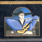 King Crimson - The Compact King Crimson Cassette Tape