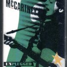 Paul McCartney - Unplugged The Official Bootleg Cassette Tape