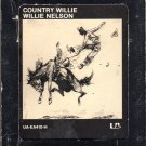 Willie Nelson - Country Willie 8-track tape