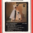 Rick Springfield - Working Class Dog 8-track tape