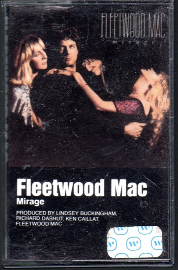 Fleetwood Mac - Mirage Cassette Tape