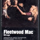 Fleetwood Mac - Mirage Cassette Tape