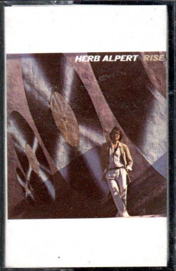 Herb Alpert - Rise Cassette Tape