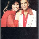 Conway Twitty and Loretta Lynn - The Very Best Of Cassette Tape