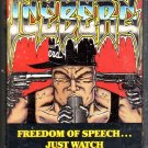 Ice T - The Iceberg Freedom Of Speech Cassette Tape