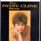 Patsy Cline - The Patsy Cline Story Cassette Tape