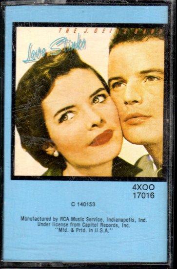 The J. Geils Band - Love Stinks Cassette Tape