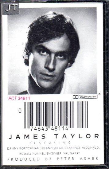 James Taylor - JT Cassette Tape
