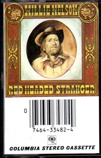 Willie Nelson - Red Headed Stranger Cassette Tape