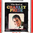 Charley Pride - The Best Of 8-track tape
