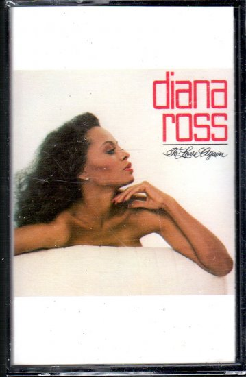 Diana Ross - To Love Again Sealed Cassette Tape