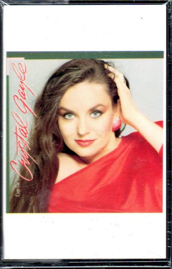 Crystal Gayle - Cage The Songbird Sealed Cassette Tape