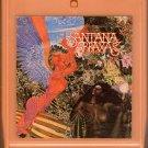 Santana - Abraxas 8-track tape