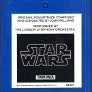Star Wars - Original Motion Picture Soundtrack 8-track tape