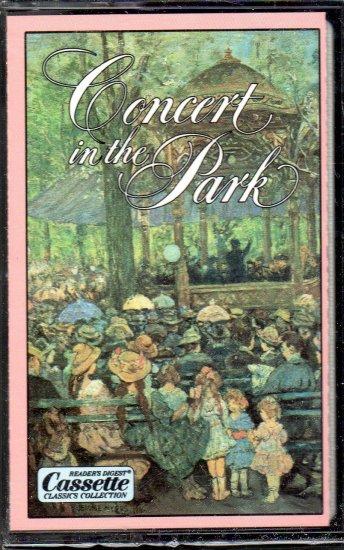 Readers Digests George M. Cohen - Concert In The Park Vol 4 Sealed Cassette Tape