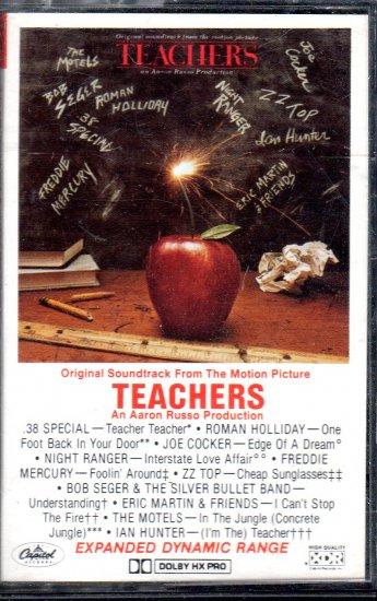 Teachers - Original Motion Picture Soundtrack Cassette Tape