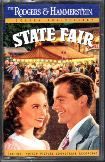 State Fair - Original Motion Picture Soundtrack Cassette Tape