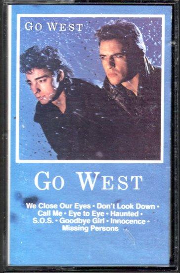 Go West - Go West Cassette Tape