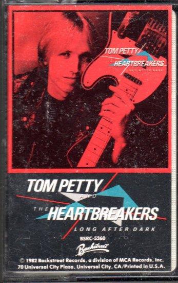 Tom Petty - Long After Dark Cassette Tape