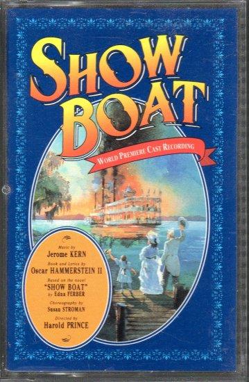 Show Boat - Original Motion Picture Score Cassette Tape