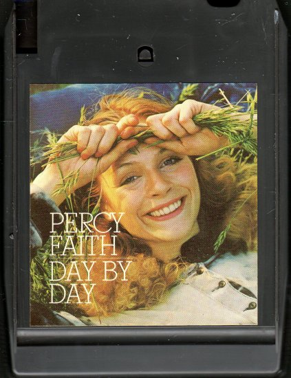 Percy Faith - Day By Day Quadraphonic 8-track tape