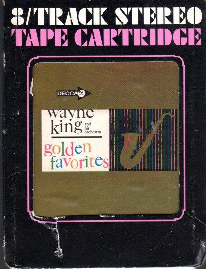 Wayne King - Golden Favorites 8-track tape