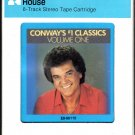 Conway Twitty - Conway's #1 Classics Vol 1 Sealed 1982 CRC 8-track tape