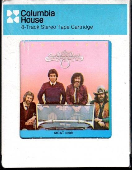 The Oak Ridge Boys - Fancy Free Sealed 1981 CRC 8-track tape