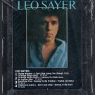 Leo Sayer - Leo Sayer Sealed 8-track tape