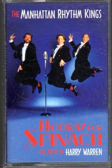 The Manhattan Rhythm Kings - Hooray For Spinach Cassette Tape
