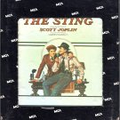 The Sting - Original Motion Picture Soundtrack 8-track tape