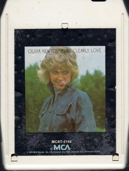 Olivia Newton-John - Clearly Love 1975 MCA 8-track tape