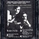 England Dan & John Ford Coley - Dowdy Ferry Road Sealed 8-track tape