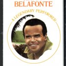 Harry Belafonte - A Legendary Performer Cassette Tape