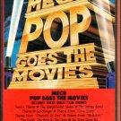 Meco Monardo - Pop Goes The Movies Cassette Tape