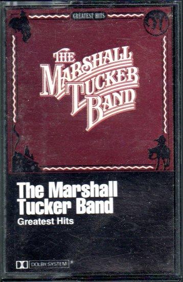 The Marshall Tucker Band - Greatest Hits Cassette Tape