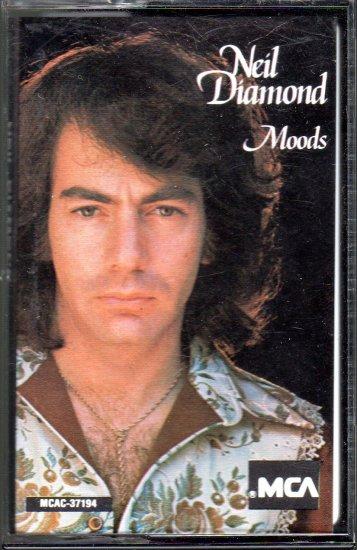 Neil Diamond - Moods Cassette Tape