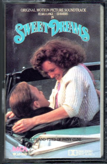 Sweet Dreams - Original Motion Picture Soundtrack Cassette Tape