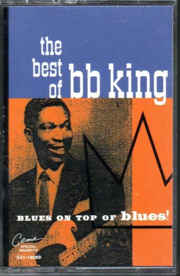 B.B. King - The Best Of Cassette Tape