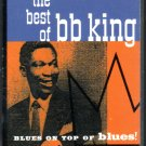 B.B. King - The Best Of Cassette Tape