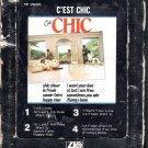 Chic - C'est Chic 8-track tape