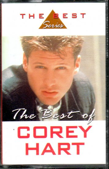 Corey Hart - The Best Of Cassette Tape