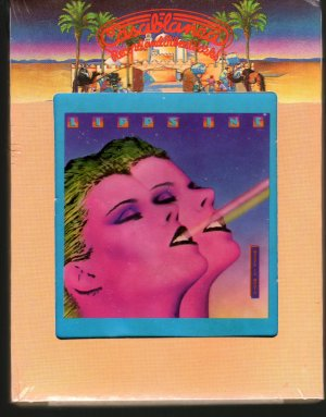 Lipps Inc - Mouth To Mouth Sealed 8-track tape