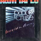 Pablo Cruise - Worlds Away 8-track tape